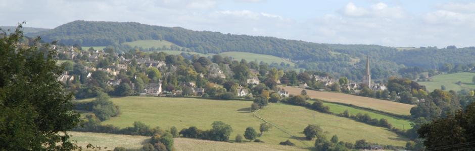 View from Edgemoor Inn